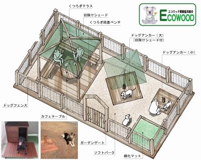 ペット用テント3