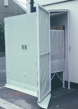 防音BOX