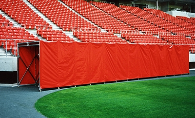サッカーテント
