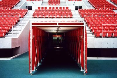 サッカーテント2