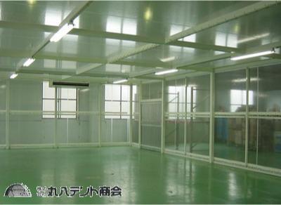 産業用クリーンルーム