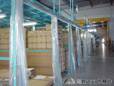 倉庫内の温度管理1