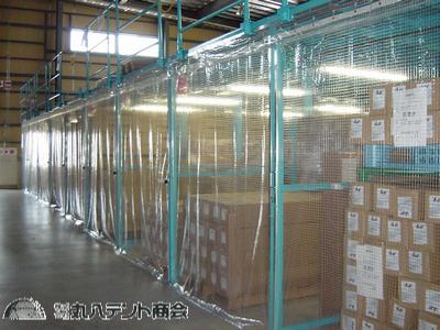 倉庫内の温度管理2