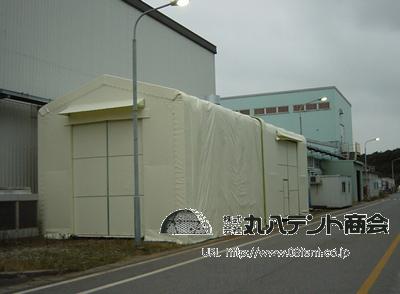 テント倉庫ジャバラ