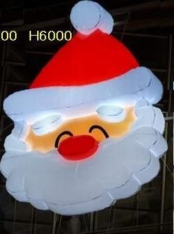 クリスマスエアーテント