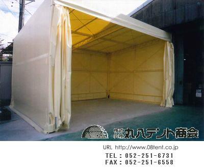 テント倉庫 千葉