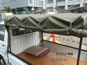 産業用テント トラック幌 オーダーメイド