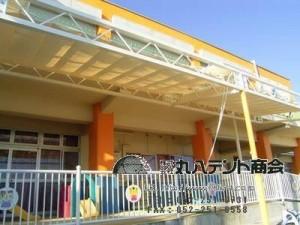 blog172幼稚園テント