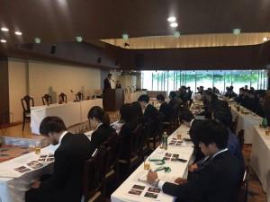 札幌商工会議所主催札幌市、北海道銀行、共催