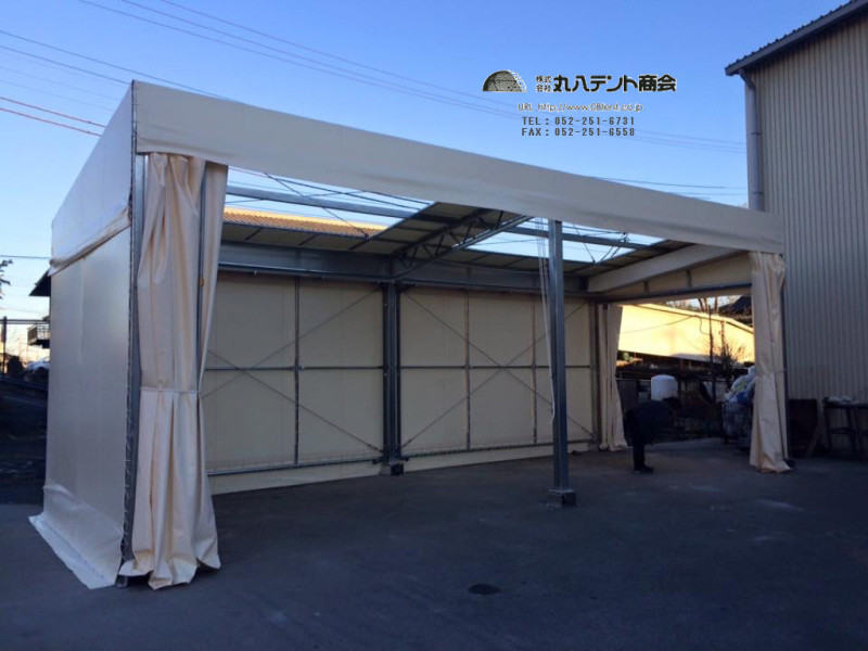 blog133開閉式テント倉庫