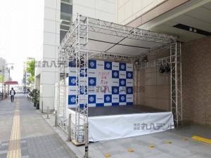 松坂屋 イベントテント